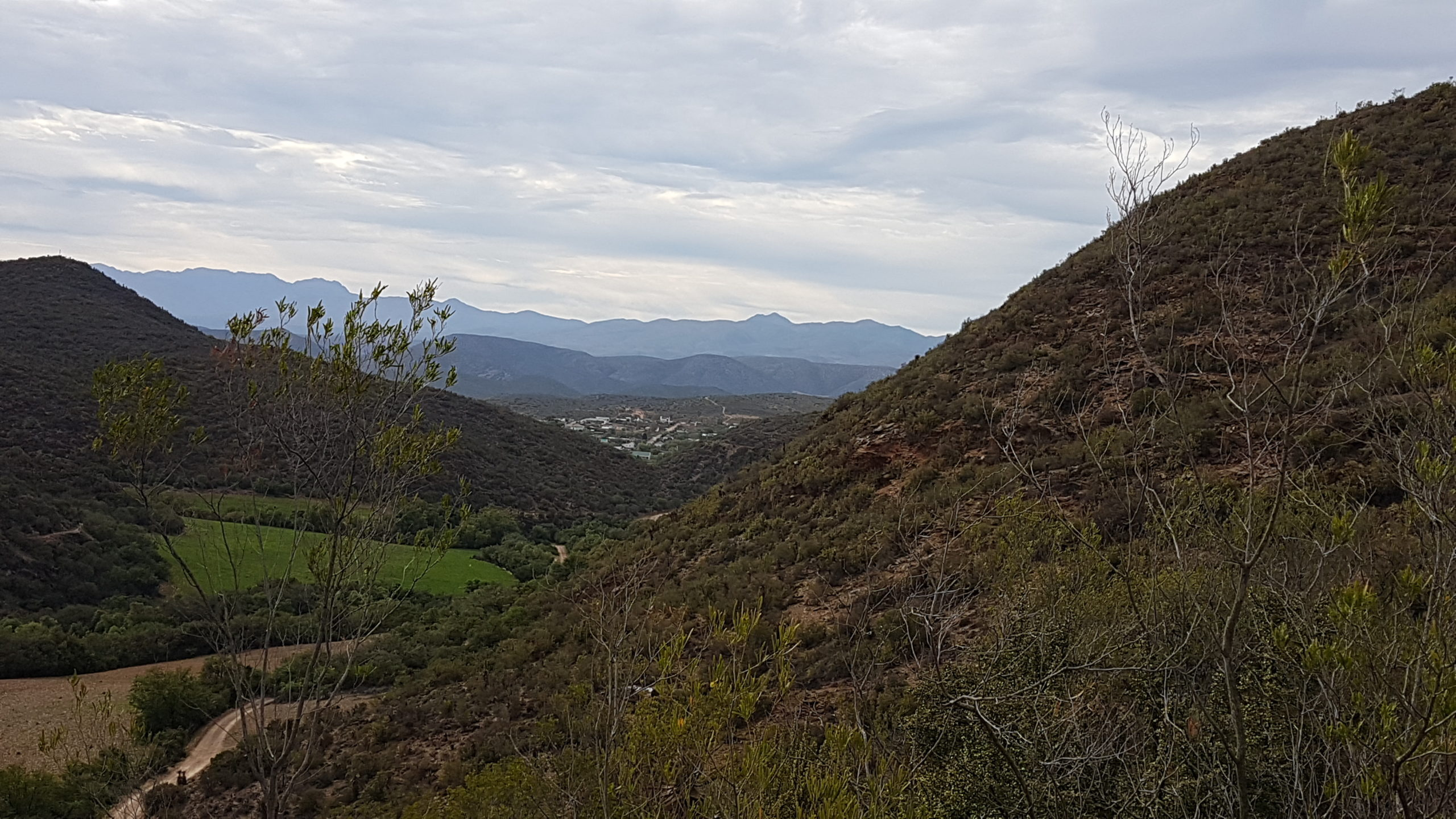 View from a Hike